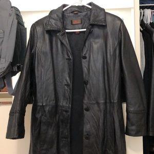 Danier vintage leather jacket